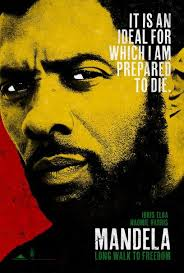 long walk to freedom movie poster