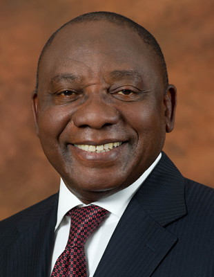 Cyril Ramaphosa, presidential hopeful