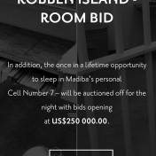 CEO Sleepout_Mandela Cell